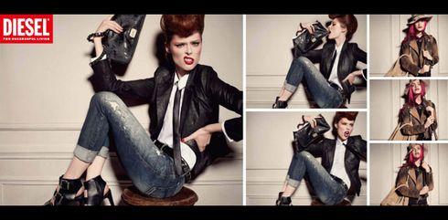 ディーゼル メンズの新作ブーツがお買い得価格!