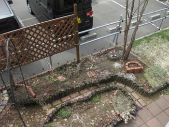 mukuの庭:春