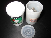 大掃除、整理、収納/muku的 収納方 フィルム容器で整理、収納!