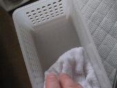 整理、収納、大掃除のやり方/食器棚の掃除