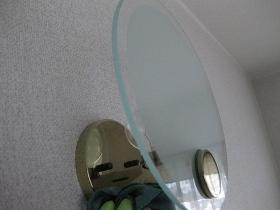 大掃除、片付け/照明器具(ブラケットライト)の掃除