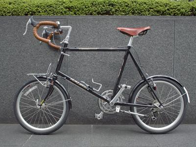 自転車の ラレー 自転車 ミニベロ : ... に快適なミニベロ[ラレーRSP