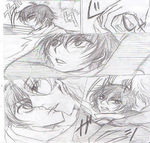 リクエスト漫画☆