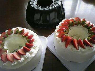 母ケーキ2