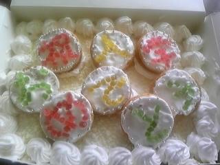 入学祝いケーキ