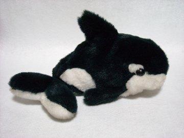 クジラのぬいぐるみ 1