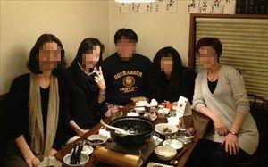 2012年11月17日(土) バイト同窓会