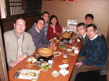 2012年12月15日(土) 第12回ウルトラクイズ 忘年会