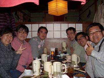 2013年3月2日(土) 新橋 ウルトラ飲み会