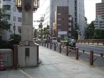 千登世橋(2013年06月29日撮影)