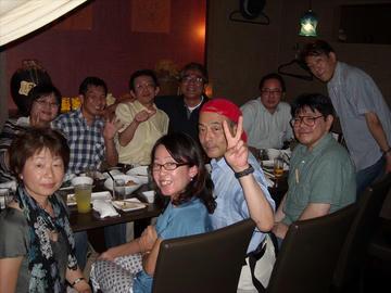 2013年7月6日(土) 第8回ウルトラクイズ同窓会 新宿にて