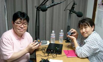 2014年07月21日(日) 練馬放送 カメちゃんのザクザク雑学 収録