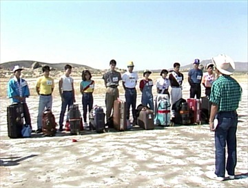 第12回ウルトラクイズ 第8チェックポイント モハーベ砂漠