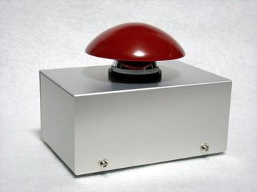 大キノコ型ボタン
