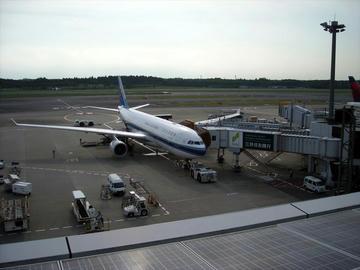 成田国際空港 展望デッキ 02