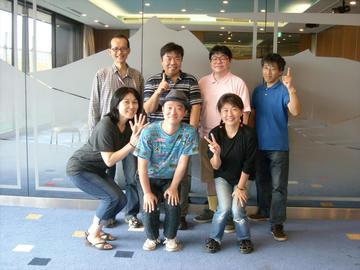 成田エアポートレストハウス ブルースカイの間 集合写真