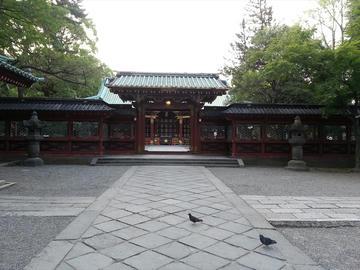 文京区 根津神社 02