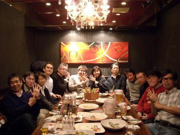 2017年03月04日(土) 内田さん還暦お祝いパーティー