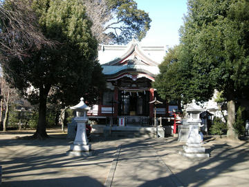 勝利八幡神社 02