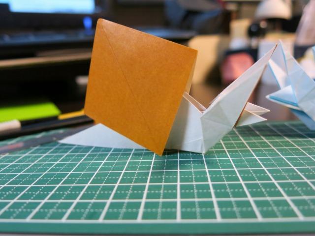 すべての折り紙 折り紙 ドラえもん 折り方 : そんなことより折り紙しようぜ ...
