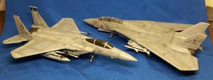 F-14 F-15