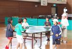 2009スポーツフェスティバル(卓球)