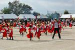 2009荘園の里ふれあい祭り(庄幼稚園・うらじゃ踊り)