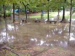 水没公園。
