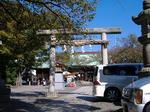 浅間神社。