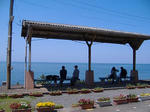 海に一番近い駅。