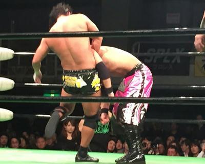 小峠vs原田