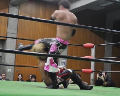 拳王vs小峠篤司
