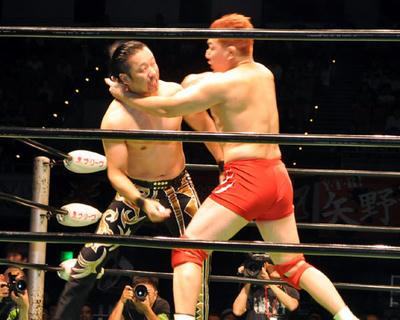 金丸義信vs熊野準