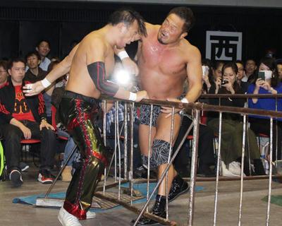 杉浦貴vs丸藤正道