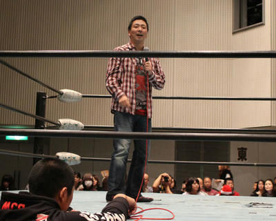 大日本プロレス平野大会