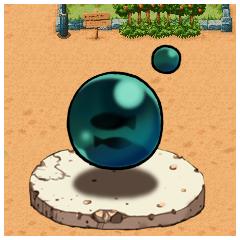 魔法の水玉