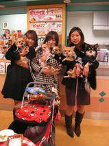 RANちゃん&RIKIちゃん&JACKYくん&RENAちゃん&MERONちゃん T