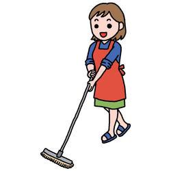 掃除 母 家事