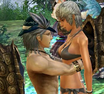 亀クンと人妻。-4