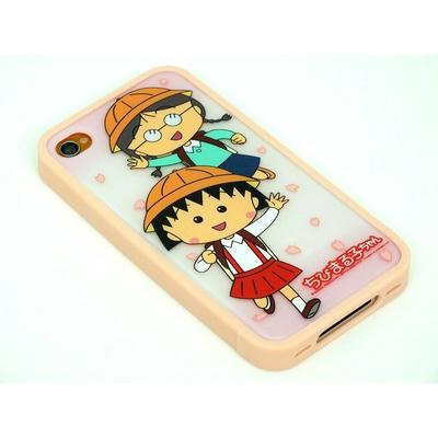 softbank au ちびまる子ちゃん iPhone4/4S対応