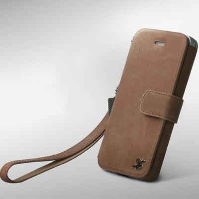 zenus iPhone5ケース Prestige Vintage Leather Diary