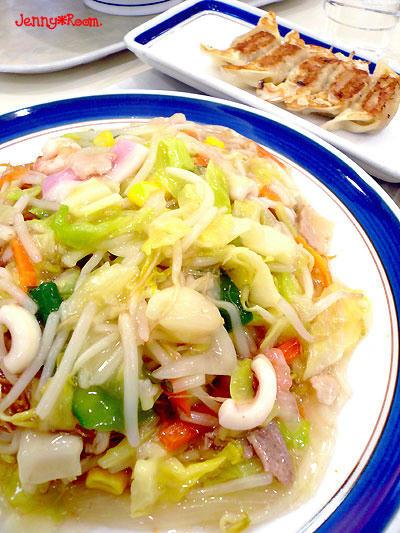 長崎皿うどんセット