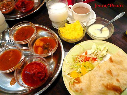 インド料理「ガンジーパレス」