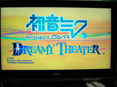 PS3ミク