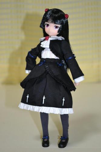ピュアニーモ黒猫