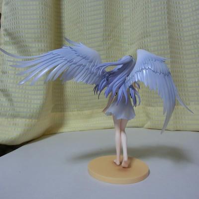 羽の透明感も好み