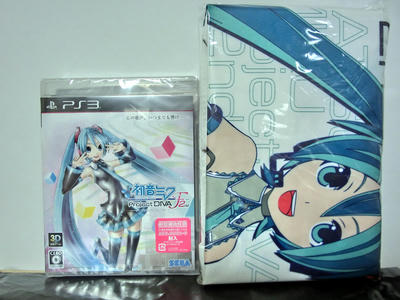 PS3版初音ミクProjectDIVA F2nd