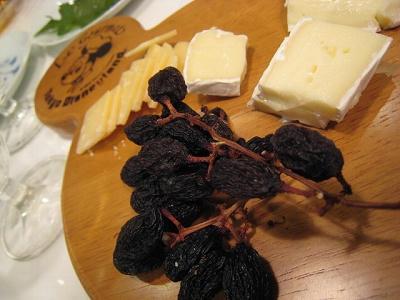 ワインにはチーズ(嬉)