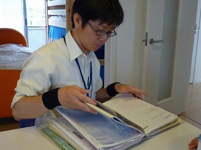 工事担当の鈴木です