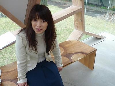 伊東豊雄デザインの椅子